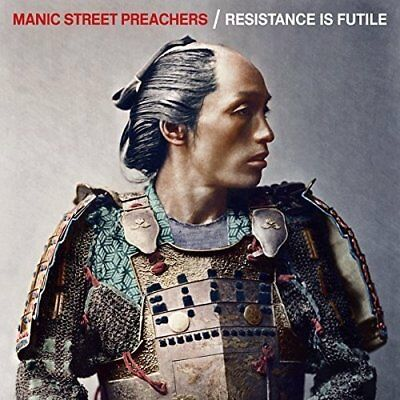 MANIC STREET PREACHERS - RESISTANCE IS FUTILE - NEW WHITE VINYL LP (INDIES ONLY)