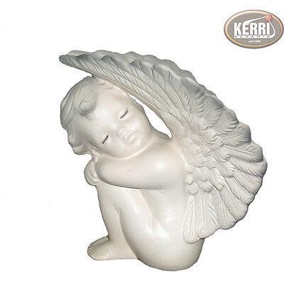 Engelurne Urne Engel  keramikurne