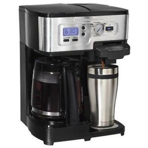 RFB Hamilton Beach Flexbrew Coffee Maker