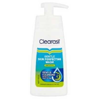 Clearasil Gentle Skin Perfecting Daily Wash Sensitive Face Cleanser 150ml