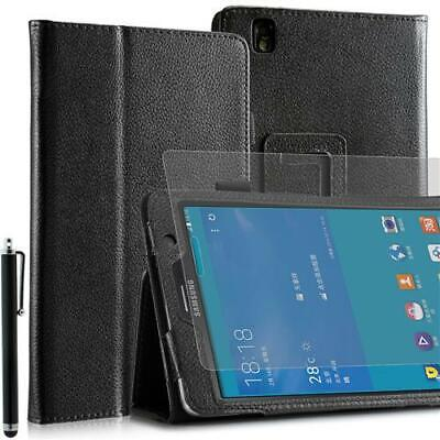 Plegable Funda Tablet para Samsung Galaxy Note pro T320 Negro 7