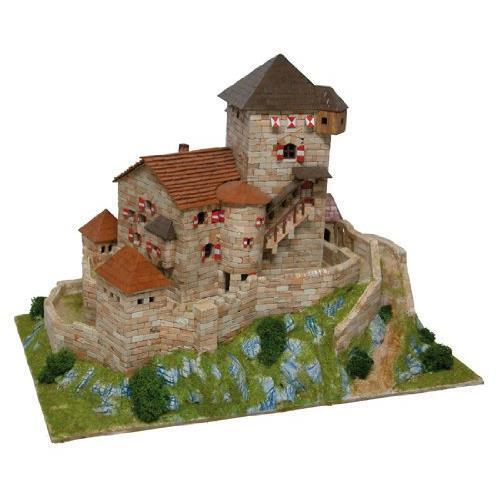 Aedes Ars Burg Branzoll Castle Model Kit Architectural Model Kit - 3800 Pieces