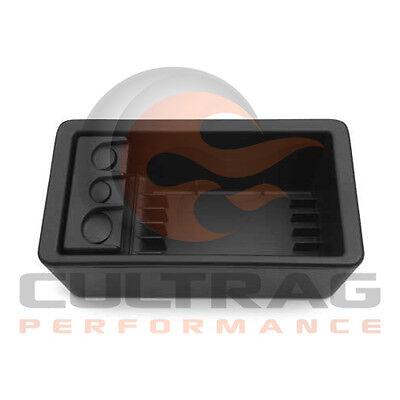 2007-2013 GMC Yukon Genuine GM Front Floor Console Coin CD DVD Holder 19154713