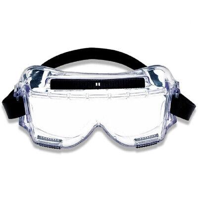 3M 454AF Impact Splash Protection Safety Goggle Clear Anti-Fog Eyewear Glasses i
