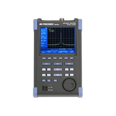 Bk Precision 2650a Handheld Spectrum Analyzers 3.3 Ghz