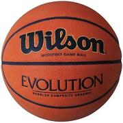 Leather Basketball