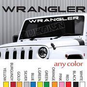 Jeep JK Stickers