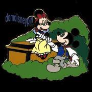 Disney Pin Snow White Prince