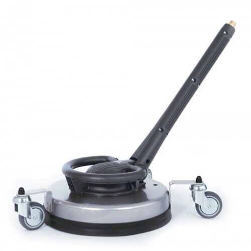 Kranzle Pressure Washer UFO Round Stainless Steel Rotary Surface Cleaner 41861