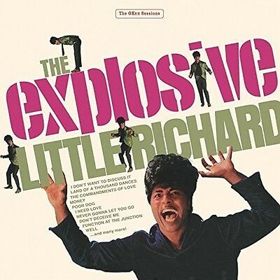 Little Richard   The Explosive Little Richard   New Vinyl
