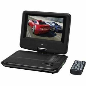 "clearance sale DVD player 7"" portable-with warranty-$39.99"