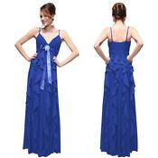 Long Evening Dress Size 12 UK
