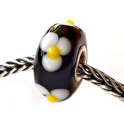 Abalorio/Cristal Murano/ Murano glass bead/Compatible con Pulseras Europeas