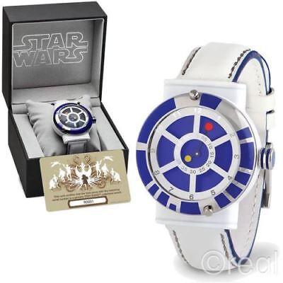 GEN Star Wars R2-D2 Collector's Quartz Analogue Wrist Watch Droid Boxed Official