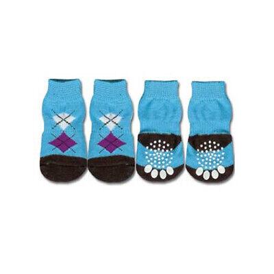 Calcetines para perros fashion XS ancho 3,9 cm alto 2,8 cm -...