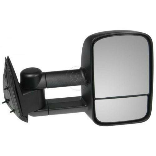 chevy manual tow mirror ebay. Black Bedroom Furniture Sets. Home Design Ideas