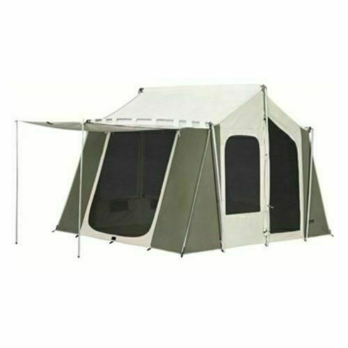 Canvas Camping & Hiking Tents for sale | eBay