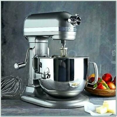 *New* KitchenAid 7-Quart KSM7586PSR Pro Line Bowl-Lift Stand Mixer - Sugar Pearl