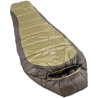 Best Tourist Equipment Coleman North Rim Adult Mummy Sleeping Bag