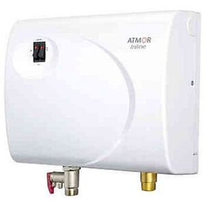 Atmor Supreme Series Tankless Electric Instant Water Heater, 3kW/110V