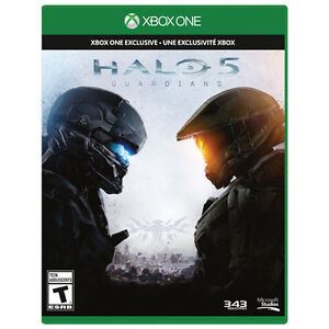 Xbox One - Halo 5: Guardians + The Master Chief Collection
