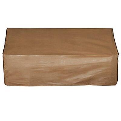 Abba Patio Outdoor 3-Seat Sofa Cover Waterproof Wicker/Rattan Lounge Porch Sofa