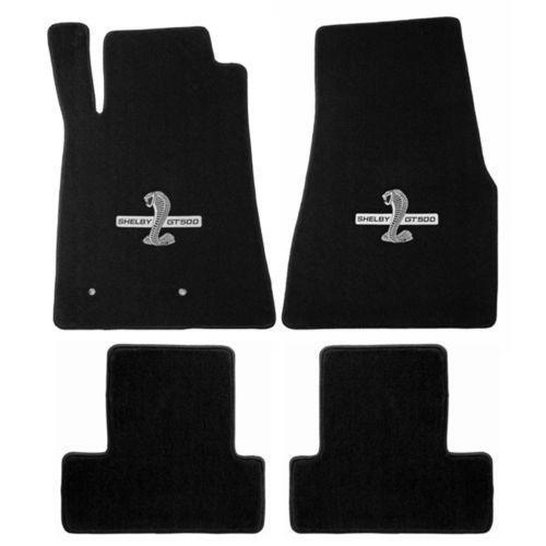 Mustang logo parts accessories ebay for 03 cobra floor mats