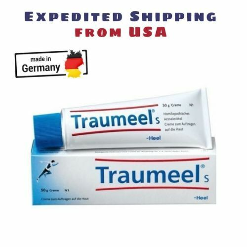 Traumeel S Homeopathic Ointment (50g) Pain Relief Analgesic Cream