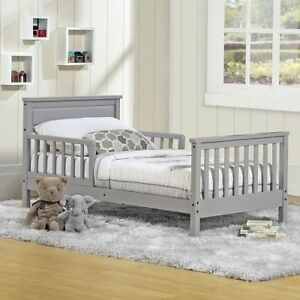 Baby Relax Haven Toddler Bed - Grey --- BRAND NEW ---