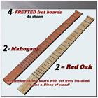 Cigar Box Guitar Neck