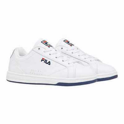 "Fila Women's ""Reunion"" Leather Low Top Court Shoes - VARIETY"