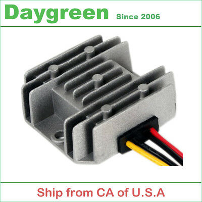 24v Dc Step Down 12v Dc Converter 10a Module Voltage Regulator Buck Stablizer