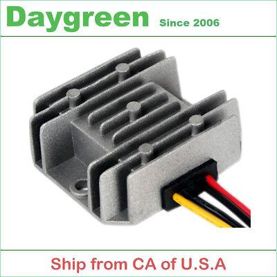 24v Dc Step Down 12v Dc Converter 10a Module Voltage Regulator Buck Stablizer