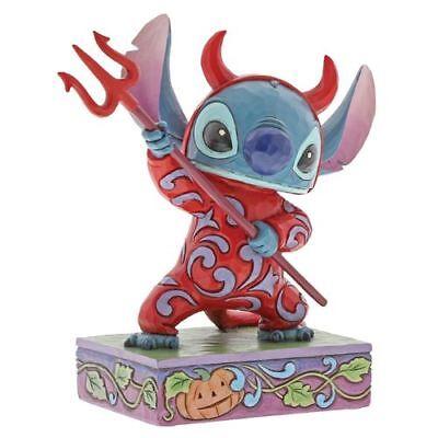 vilish Delight Teuflischer Stitch NEU/OVP Halloween Figur  (Disney-figur Halloween)