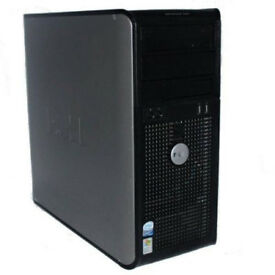 DELL OPTIPEX 745 PC TOWER/ WINDOWS 7/ OFFICE/ANTIVIRUS. CHEAP BARGAIN