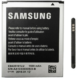 Samsung Battery EB425161LU 1500mAh For Samsung Galaxy Ace 2 / S3 Mini i8190