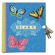 Lock and Key Diary
