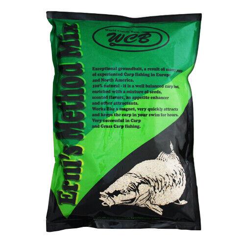Carp Fishing Baits - Groundbait- Method Mix- World Classic Baits