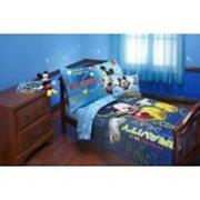 Mickey Mouse Toddler Bed Set