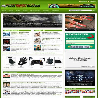 Established Arcade Affiliate Website Turnkey Business For Sale Free Hosting