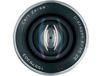 Carl Zeiss 35mm f/2 T* Distagon ZE (Condition 10/10)
