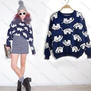 Elephant Sweater