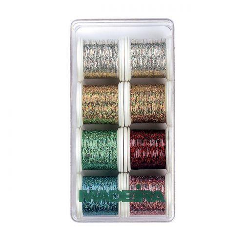 Madeira Thread Box Assortment Metallic Jewel [8013]