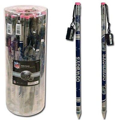 Nfl Dallas Cowboys Jumbo Pencil with Sharpener!](Dallas Cowboys Pencils)