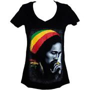 Rasta T Shirt Women