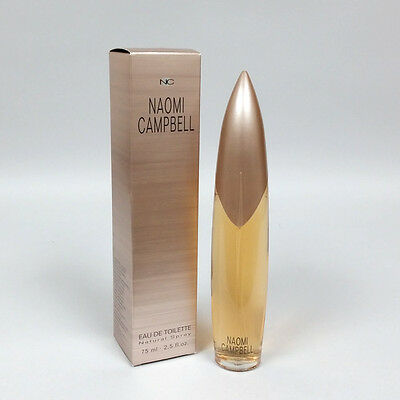 Naomi Campbell 2 5 Oz Edt Spray