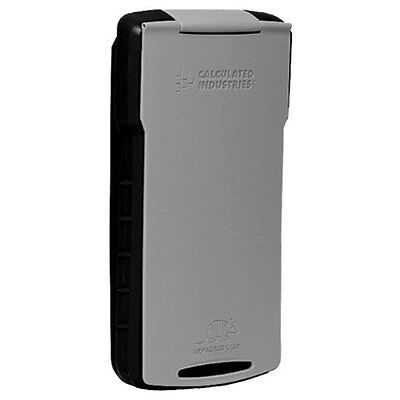 Calculated Industries 5022-2 Armadillo Case - Black/Gray , New, Free Shipping
