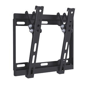SLIM TILT LED LCD TV WALL MOUNT BRACKET FOR SAMSUNG SONY LG PANASONIC 23-42