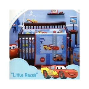 Baby Boy Crib Bedding Sets Cars Ebay