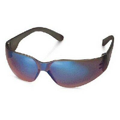 Gateway Safety 4666 Green Temple/Ir Shade 5.0 Lens Safety Glasses